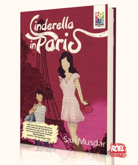 Cinderella in Paris Cover