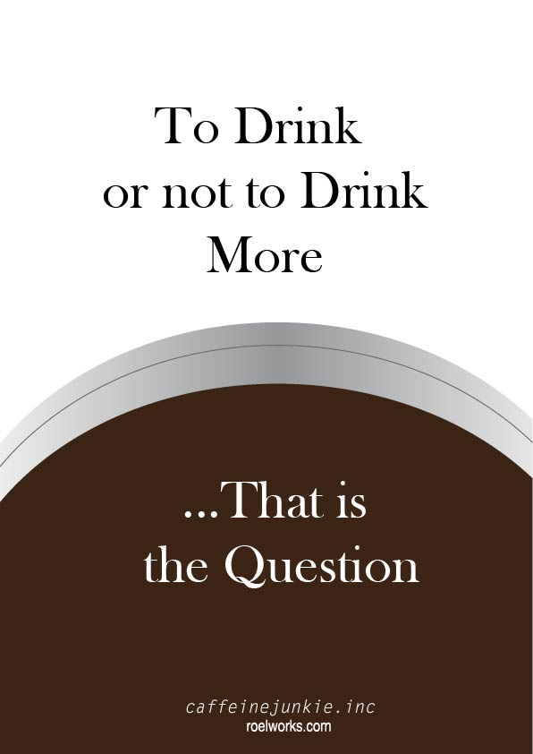 to drink or not to-01