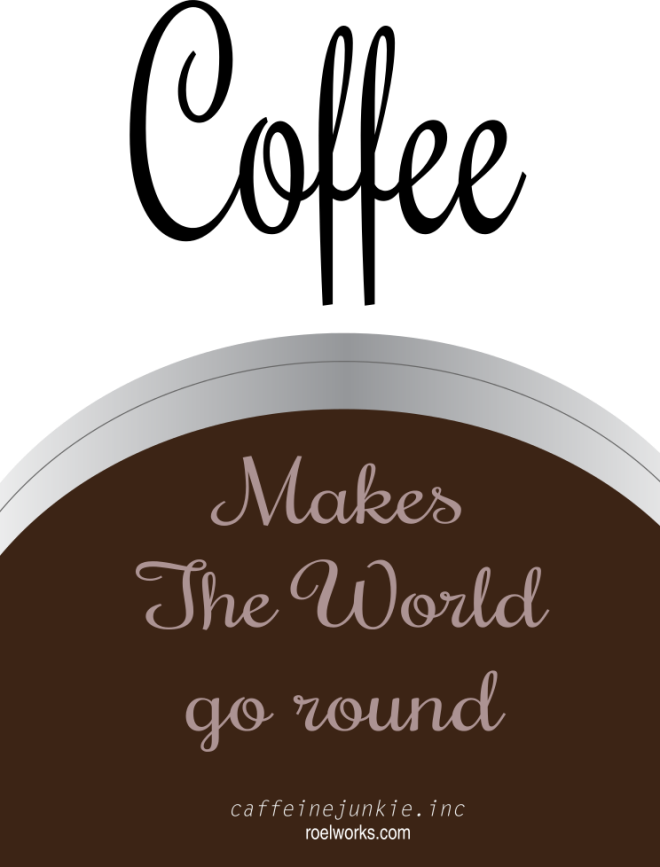 Coffee world go round