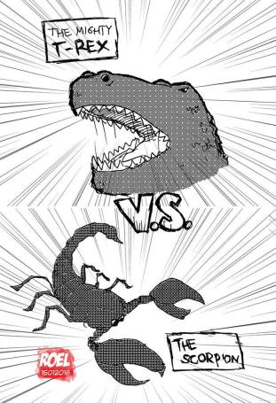 trex versus 1