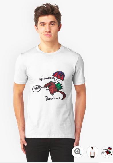 Parachoot Spinosaur.JPG